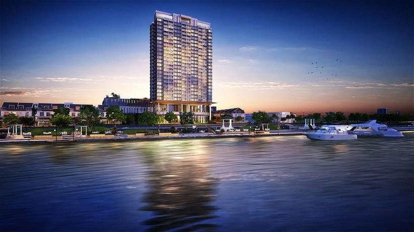 Phối cảnh căn hộ AnGia Riverside Quận 7 - Chủ đầu tư căn hộ An Gia