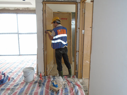 Cập nhật tiến độ xây dựng dự án angia riverside quận 7 tháng 4/2017