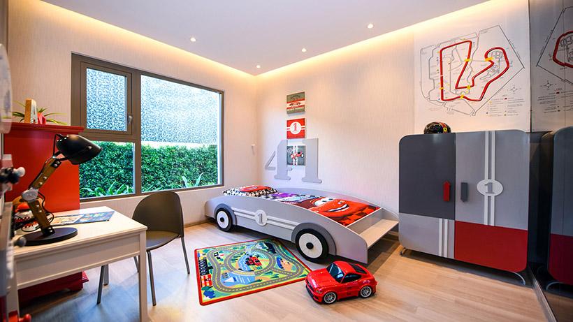 Nhà mẫu dự án căn hộ chung cư River Panorama Quận 7 Đường Hoàng Quốc Việt chủ đầu tư An Gia