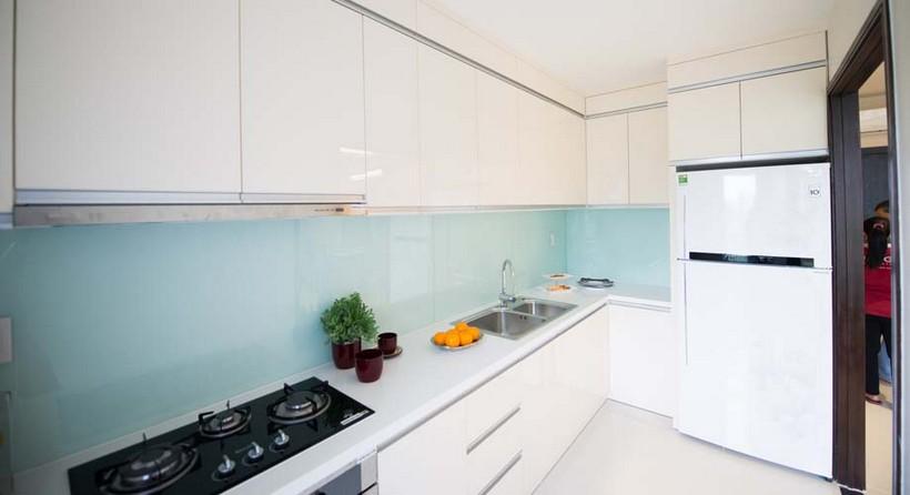 Căn hộ mẫu 83m2 dự án căn hộ The Garden- Chủ đầu tư căn hộ An Gia
