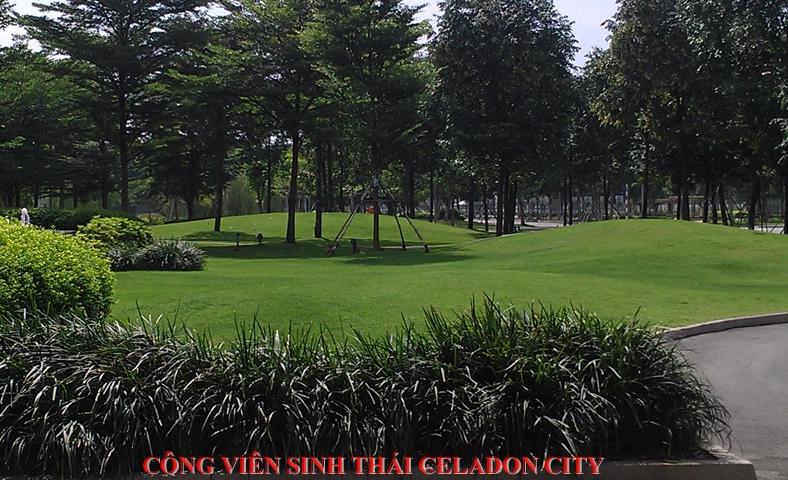 Tiện ích xung quanh căn hộ The Garden Quận Tân Phú