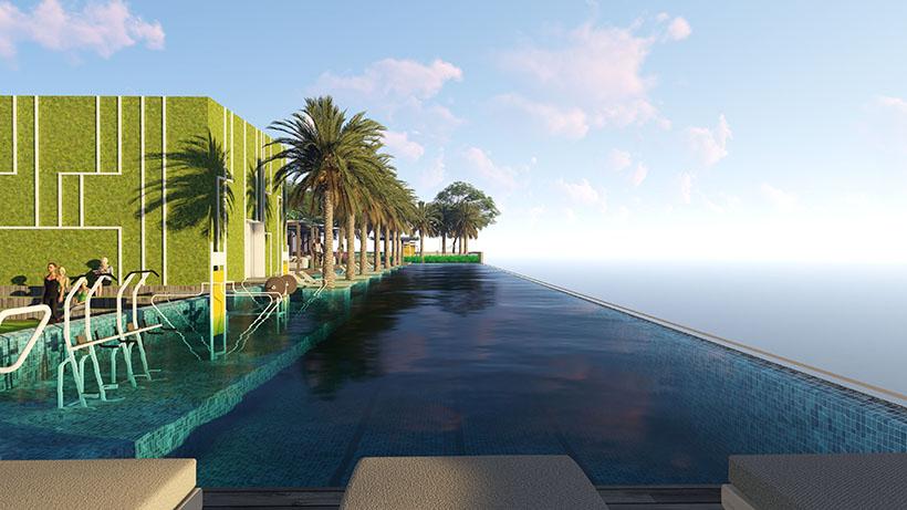 Chỉ 1,7 tỉ đồng sở hữu căn hộ resort ven sông Sài Gòn