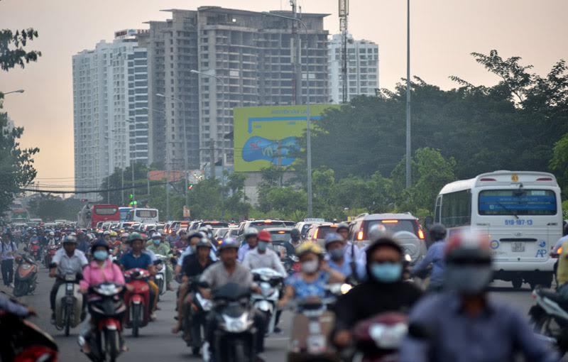 Đầu tư xây đường 9.430 tỷ đồng giải cứu ùn tắc khu Nam Sài Gòn