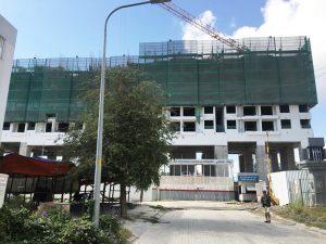 Tiến độ xây dựng dự án căn hộ River Panorama Quận 7