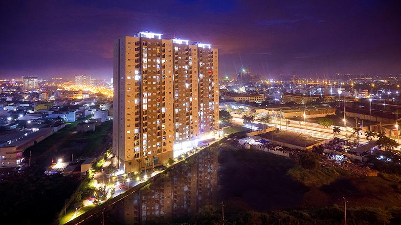 Chủ đầu tư dự án căn hộ Signial Đường Hoàng Quốc Việt Quận 7