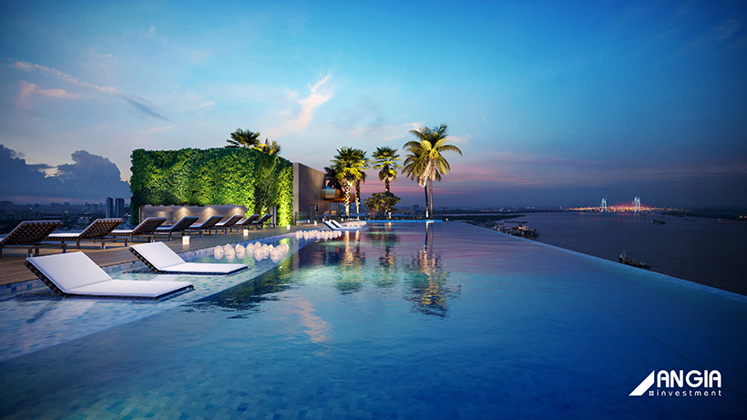 Tiện ích dự án căn hộ chung cư Sky 89 Đường Hoàng Quốc Việt Quận 7 chủ đầu tư An Gia LH 0909509679
