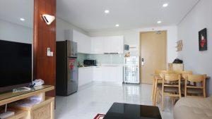 Bán căn hộ An Gia Riverside Quận 7, 79m2 (3PN – 2WC) full nội thất. Giá 2,85 tỷ LH 0909509679