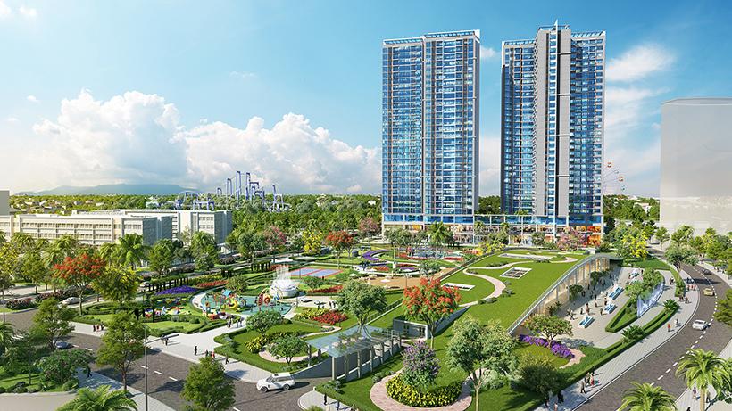 Mua bán cho thuê dự án căn hộ chung cư Eco Green Sài Gòn Quận 7 Đường Nguyễn Văn Linh chủ đầu tư Xuân Mai LH 0909509679