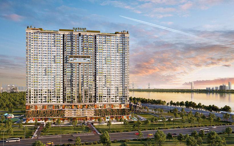 Mua bán cho thuê dự án căn hộ Smartel Signial Quận 7 Đường Hoàng Quốc Việt chủ đầu tư An Gia