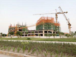Tiến độ xây dựng dự án căn hộ Eco Green Saigon Quận 7