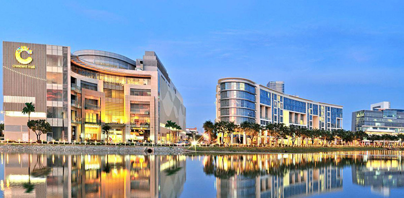 Tiện ích ngoại khu dự án căn hộ chung cư Eco Green Sài Gòn Quận 7 Đường Nguyễn Văn Linh chủ đầu tư Xuân Mai
