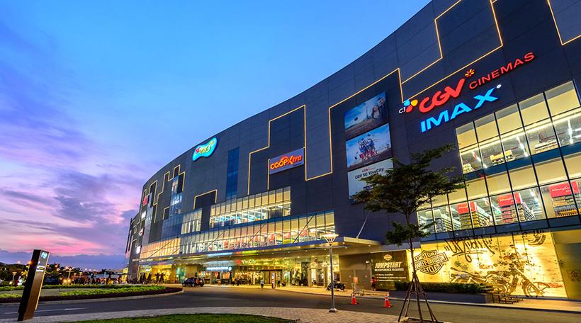 Tiện ích ngoại khu dự án căn hộ chung cư Signial Đường Hoàng Quốc Việt Quận 7 chủ đầu tư An Gia Investment