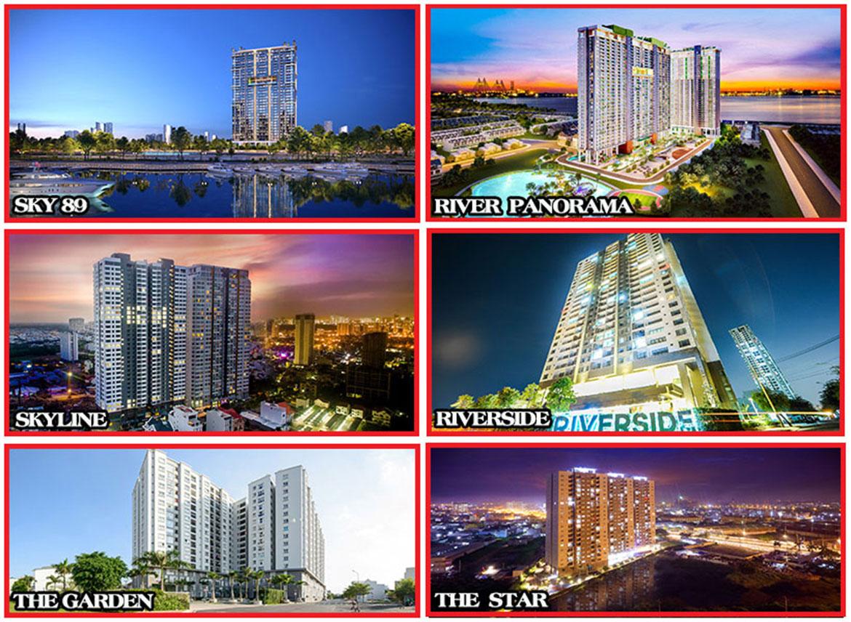 Chủ đầu tư dự án căn hộ chung cư Signial Quận 7 Đường Hoàng Quốc Việt chủ đầu tư An Gia