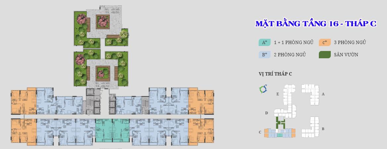 Mặt bằng dự án căn hộ chung cư Lovera Vista Bình Chánh Đường Trịnh Quang Nghị chủ đầu tư Khang Điền