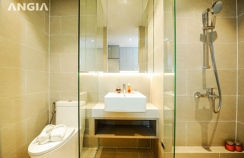 Nhà mẫu dự án căn hộ chung cư Signial Quận 7 Đường Hoàng Quốc Việt chủ đầu tư An Gia