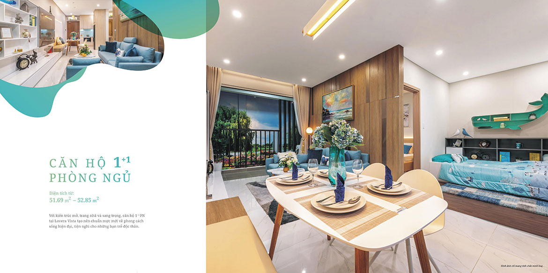 Nhà mẫu dự án căn hộ chung cư Lovera Vista Bình Chánh Đường Trịnh Quang Nghị chủ đầu tư Khang Điền