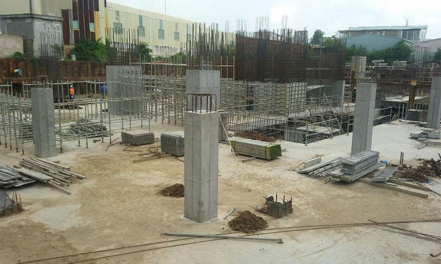 Tiến độ xây dựng dự án Sky 89 tháng 7.2019 – Nhận ký gửi mua bán + cho thuê