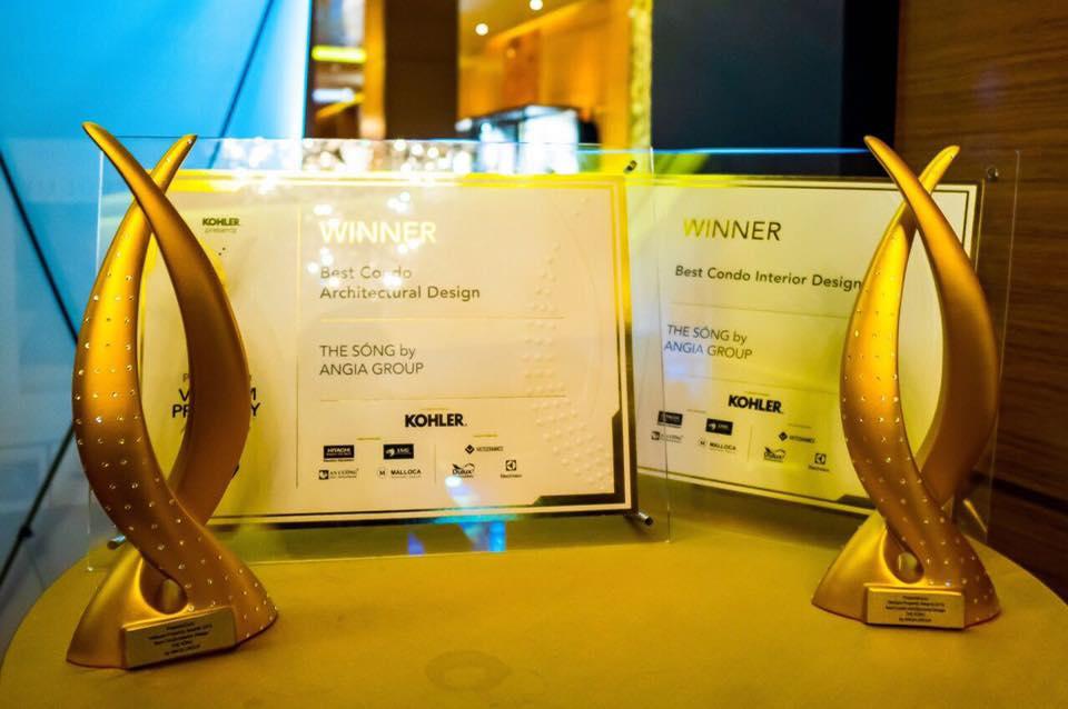 Dự án The Sóng nhận 2 giải thưởng danh giá tại Vietnam Property Awards 2019