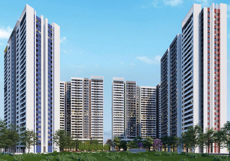 Mua bán cho thuê dự án căn hộ chung cư AIO City Quận Bình Tân Đường Tên Lửa chủ đầu tư Hoa Lâm