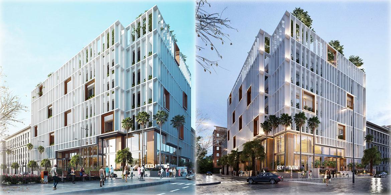 Mua bán cho thuê dự án căn hộ chung cư The Alleys Quận Bình Tân Đường Lê Văn Quới chủ đầu tư TTL Group
