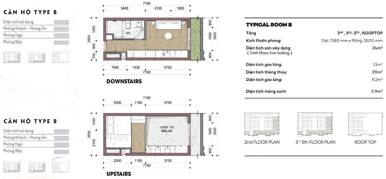 Thiết kế dự án căn hộ chung cư The Alleys Quận Bình Tân Đường Lê Văn Quới chủ đầu tư TTL Group