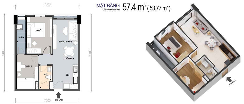 Thiết kế dự án căn hộ Picity High Park Quận 12 có gì đặc biệt?