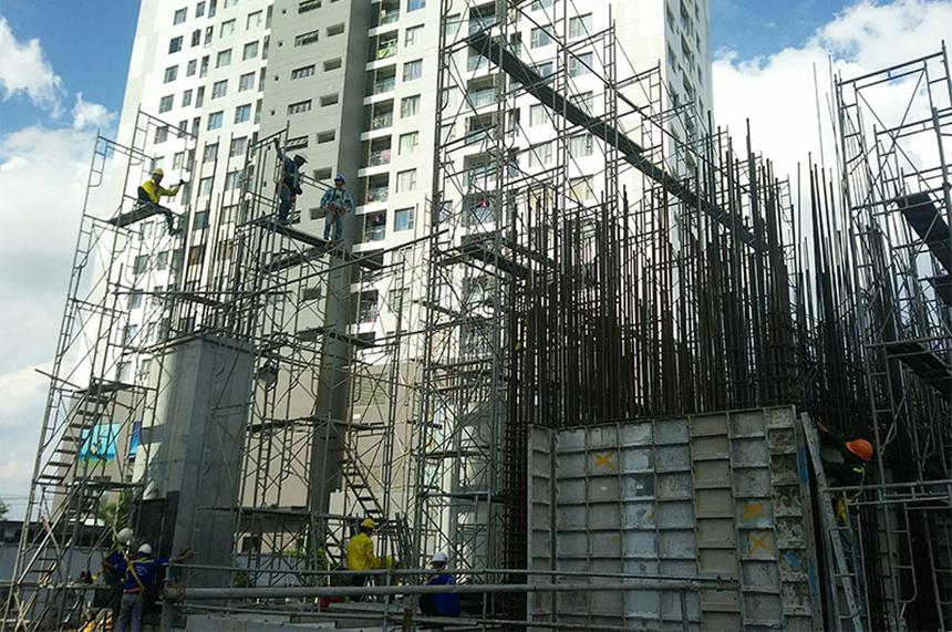 Tiến độ xây dựng dự án Sky 89 tháng 8.2019 – Nhận ký gửi mua bán + cho thuê