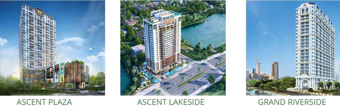 Chủ đầu tư dự án căn hộ chung cư Ascent Garden Homes Quận 7 Đường Bến Nghé chủ đầu tư Tiến Phát