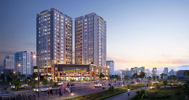 Chủ đầu tư dự án căn hộ chung cư Asiana Summer City Quận 12 Đường Song Hành chủ đầu tư Gotec Land