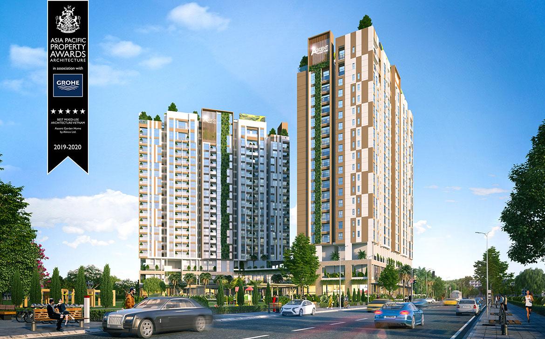 Mua bán cho thuê dự án căn hộ chung cư Ascent Garden Homes Quận 7 Đường Bến Nghé chủ đầu tư Tiến Phát