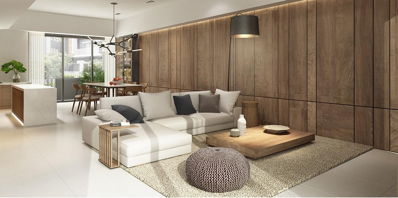 Nhà mẫu dự án căn hộ chung cư Citi Grove Quận 2 Khu Cát Lái chủ đầu tư Kiến Á
