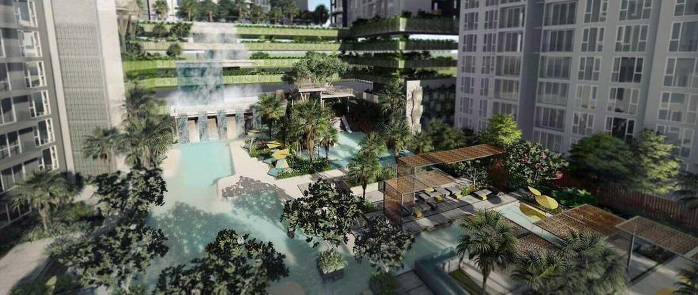Tiện ích dự án căn hộ chung cư Ascent Garden Homes Quận 7 Đường Bến Nghé chủ đầu tư Tiến Phát