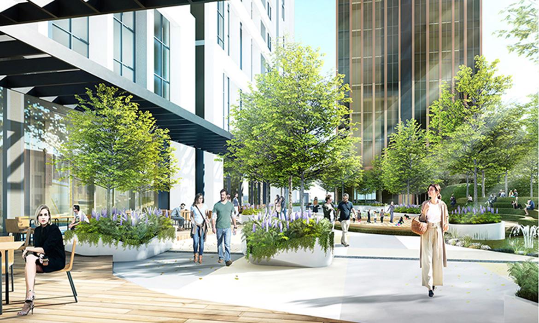 Tiện ích dự án căn hộ chung cư Citi Grove Quận 2 Khu Cát Lái chủ đầu tư Kiến Á