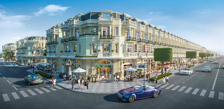 Tiện ích dự án đất nền nhà phố Icon Central Dĩ An Bình Dương chủ đầu tư Phú Hồng Thịnh