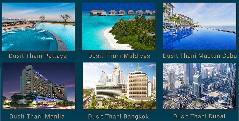 Chủ đầu tư dự án biệt thự nghỉ dưỡng căn hộ condotel Shantira Beach Resort Hội An