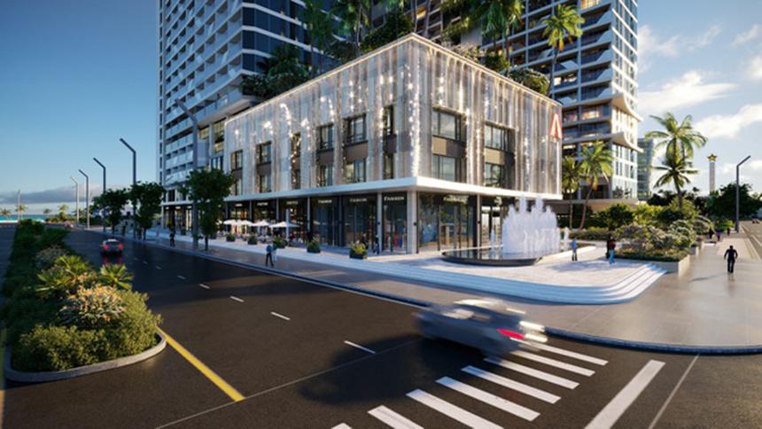 Mua bán cho thuê dự án căn hộ condotel The Sóng Vũng Tàu Đường Thi Sách chủ đầu tư An Gia Investment