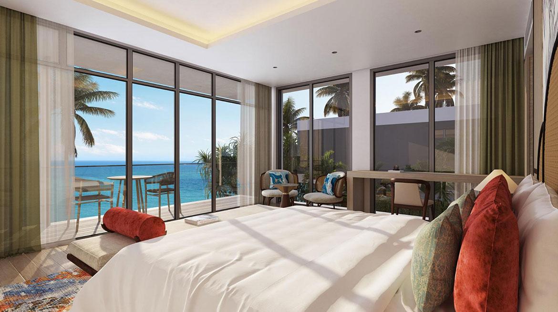Nhà mẫu dự án biệt thự nghỉ dưỡng căn hộ condotel Shantira Beach Resort Hội An