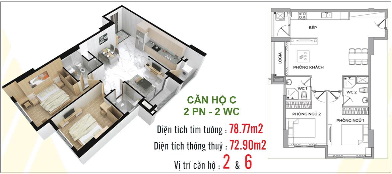 Thiết kế dự án căn hộ chung cư An Sương I Park Quận 12 Đường Khu Dân Cư An Sương chủ đầu tư HDTC