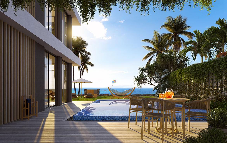 Thiết kế dự án biệt thự nghỉ dưỡng căn hộ condotel Shantira Beach Resort Hội An