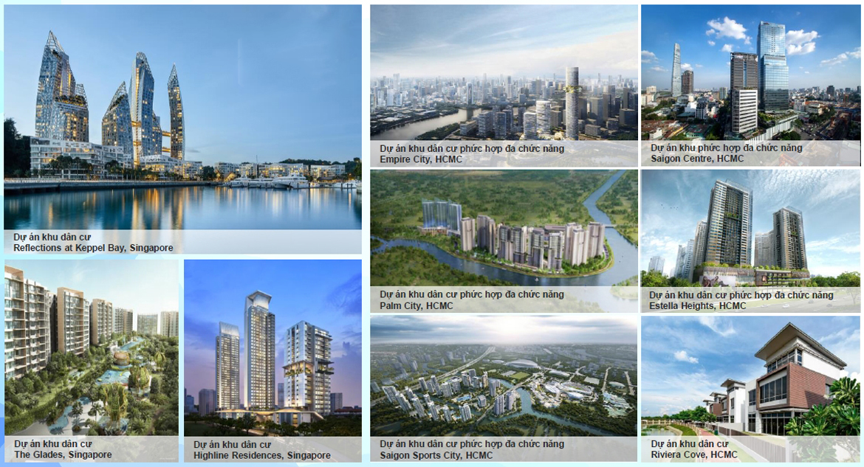 Chủ đầu tư dự án căn hộ chung cư Celesta Rise Nhà Bè Đường Nguyễn Hữu Thọ chủ đầu tư Keppel Land