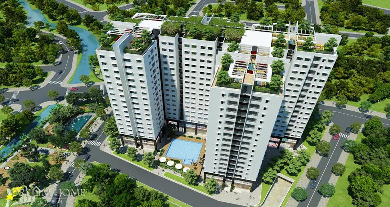 Chủ đầu tư dự án căn hộ chung cư Dream Home Palace Quận 8 Đường Trịnh Quang Nghị chủ đầu tư Nhà Mơ