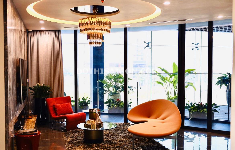 Mãn nhãn với nhà mẫu căn hộ Sunshine Diamond River đẹp nhất nhì Sài Thành