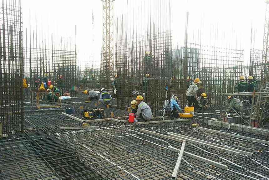 Tiến độ dự án căn hộ chung cư Sky89 Quận 7 Đường Đào Trí chủ đầu tư An Gia