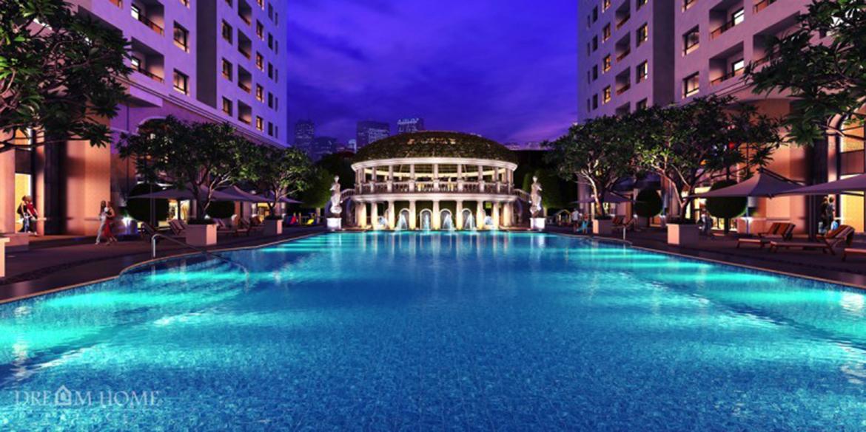 Tiện ích dự án căn hộ chung cư Dream Home Palace Quận 8 Đường Trịnh Quang Nghị chủ đầu tư Nhà Mơ