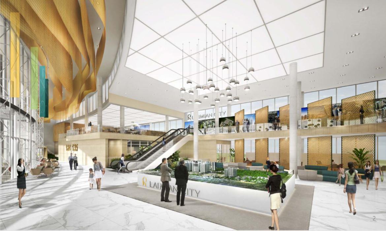 Tiện ích dự án căn hộ chung cư Laimian City Quận 2 Đường Lương Đình Của chủ đầu tư HDTC