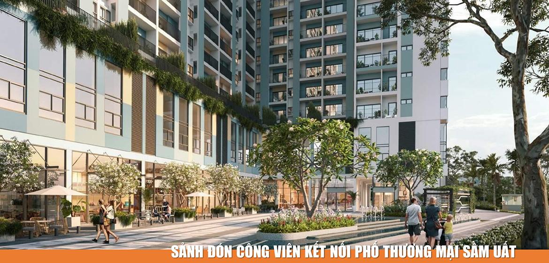 Tiện ích dự án Căn hộ chung cư Ricca Quận 9 Đường Gò Cát Phường Phú Hữu