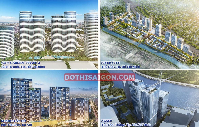 Chủ đầu tư dự án căn hộ chung cư River City Thu Duc Đường Xa Lộ Hà Nội chủ đầu tư Refico