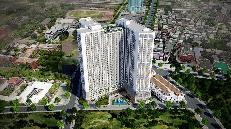 Dự án The PegaSuite chủ đầu tư Phú Gia đã bàn giao nhà