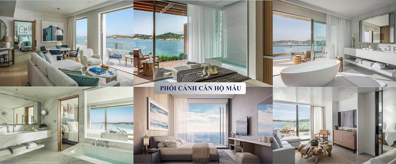 Nhà mẫu dự án căn hộ condotel Aria Vũng Tàu chủ đầu tư Cotecland