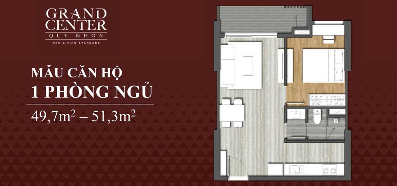 Thiết kế dự án căn hộ chung cư Grand Center Quy Nhơn Đường Nguyễn Tất Thành chủ đầu tư Hưng Thịnh